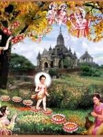 Trước Phật nhìn lại cõi người