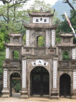 Vị trí của một ngôi chùa