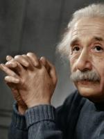 Khi Einstein Chia Buồn