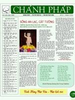 Nguyệt san Chánh Pháp số 25