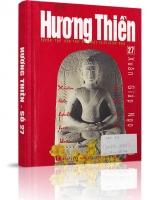 Tạp chí Hương Thiền số 27