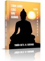 Tóm lược các bài giảng - Thiền Vipassana