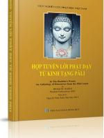 Hợp tuyển lời Phật dạy trong Kinh tạng Pali