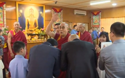 Dalai Lama Interactions with Groups of Vietnamese