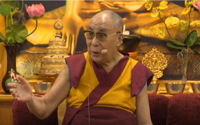 Dalai Lama Interactions with Groups of Vietnamese - Day 1, Part 2