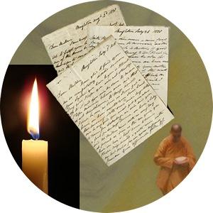 Những lá thư thầy
